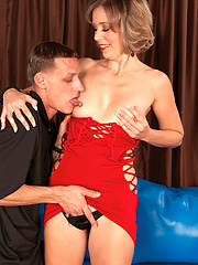 Ruthie even does it in the bedroom!