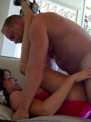 Wifey's Sister Gets Fucked And Drinks Cum