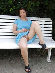 Horny older women cant wait while they return to home